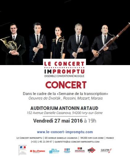 Le Concert Impromptu